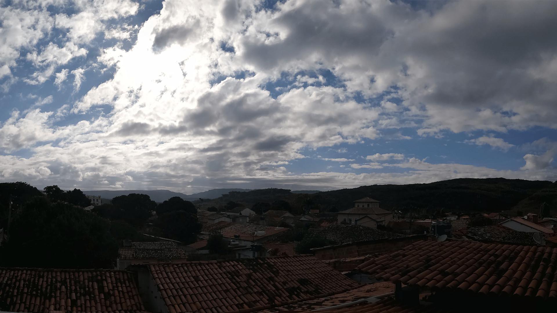 Vistas desde la habitación, Pousada Alto da Pedra, Mucugê