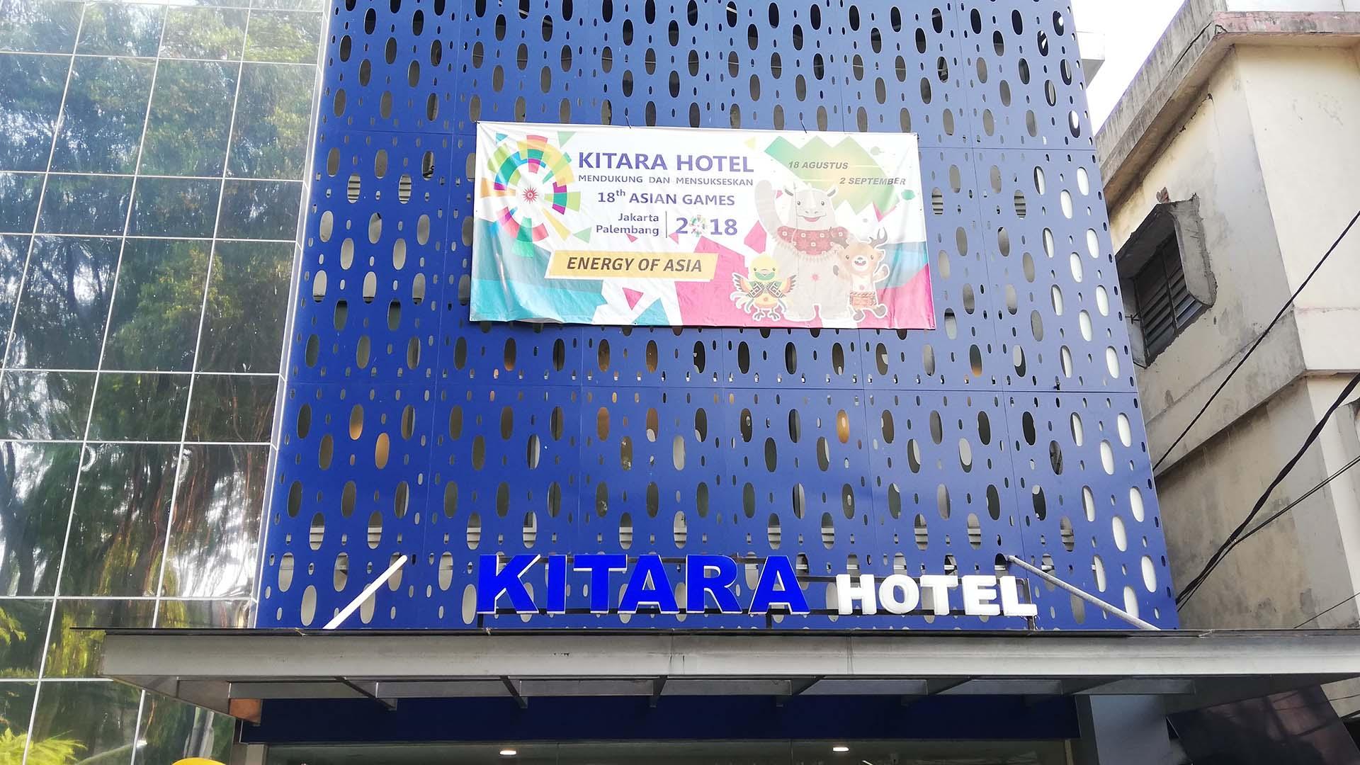 Kitara-Hotel, Jakarta