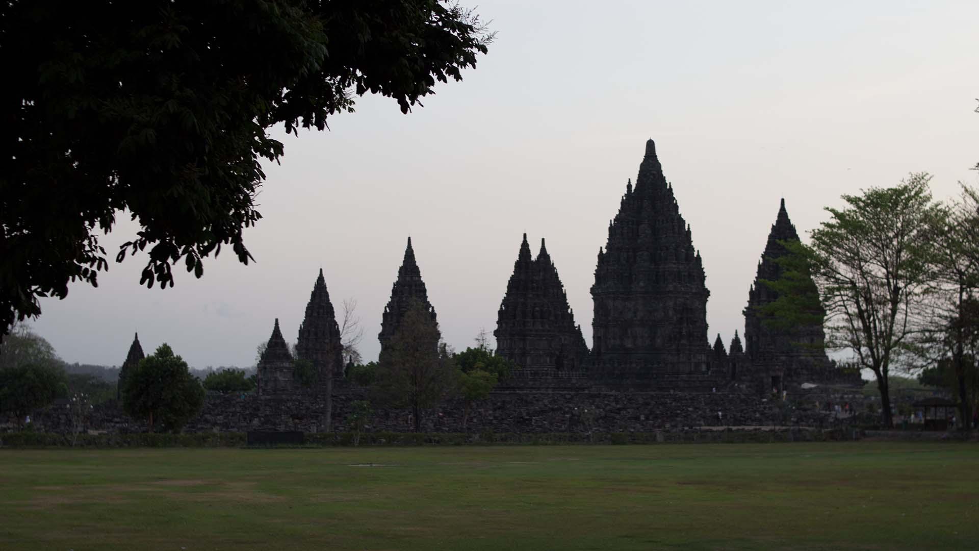 Prambanan es el templo hindú más grande del mundo