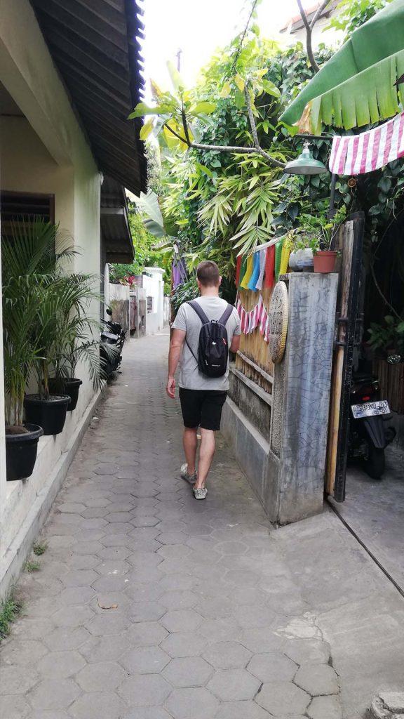 Paseando por Yogyakarta