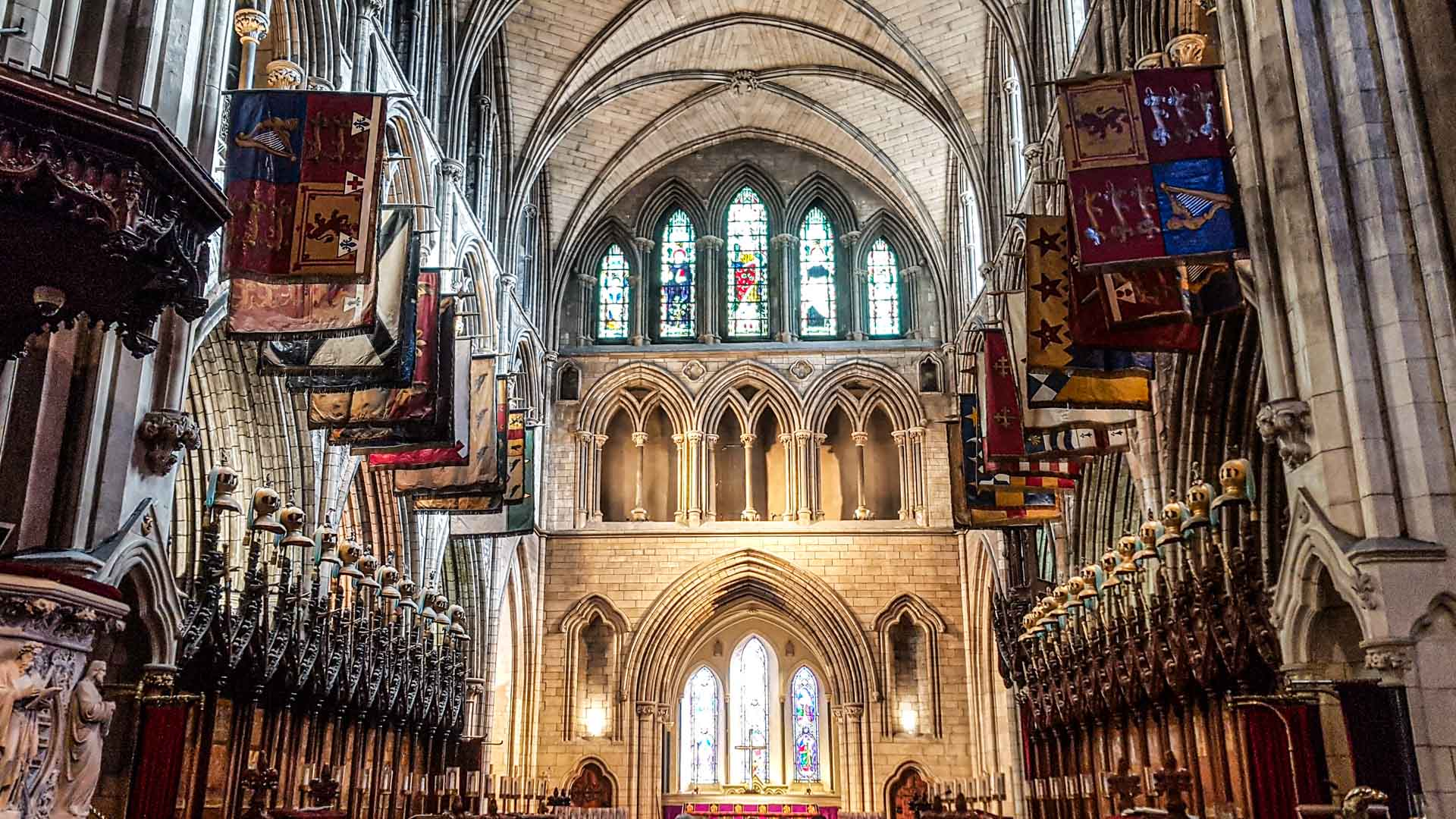 Catedral de San Patricio, Dublín, Irlanda