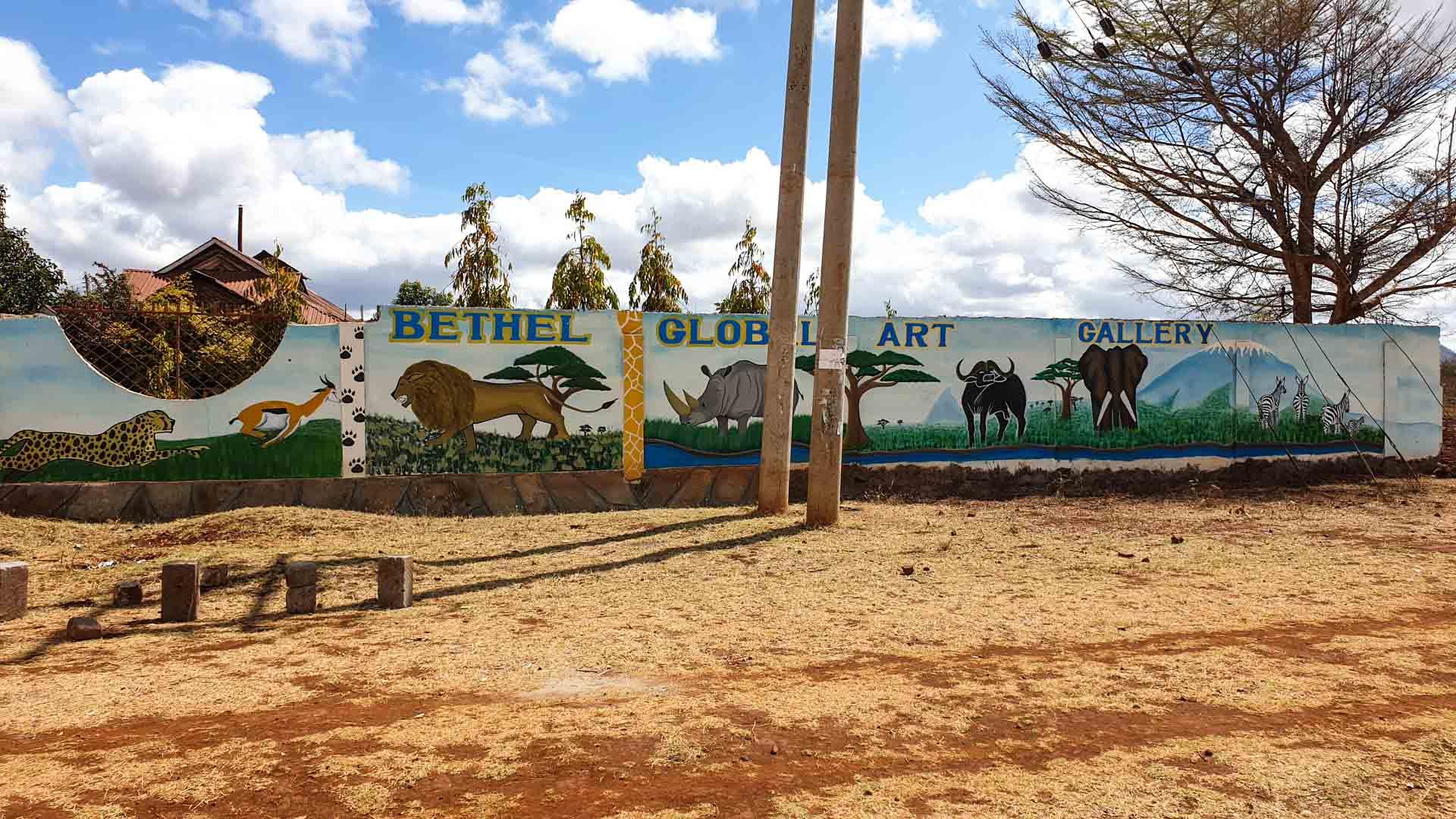 Bethel Global Art Gallery, Kenia