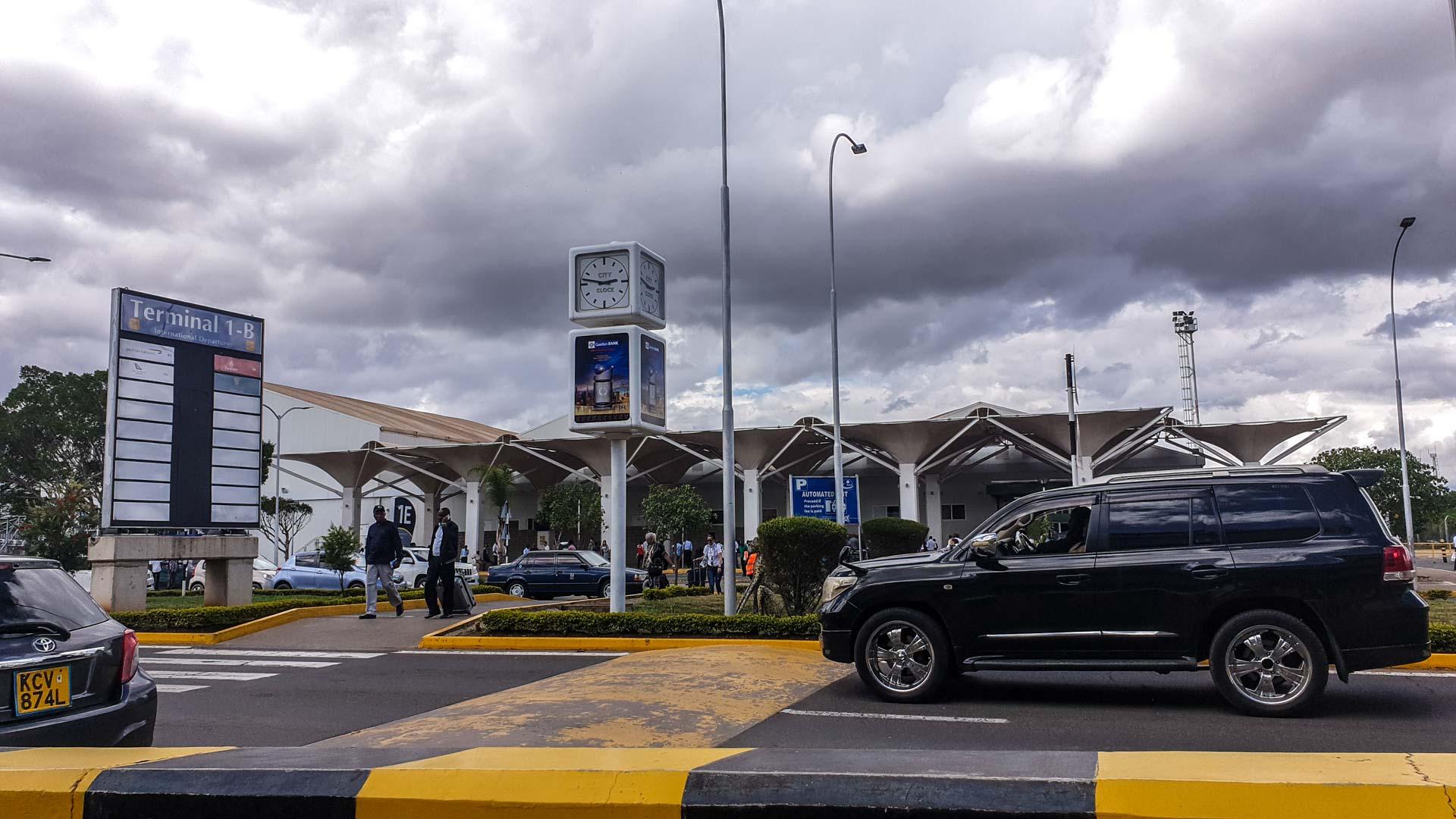 Aeropuerto Internacional Jomo Kenyatta, Nairobi, Kenia
