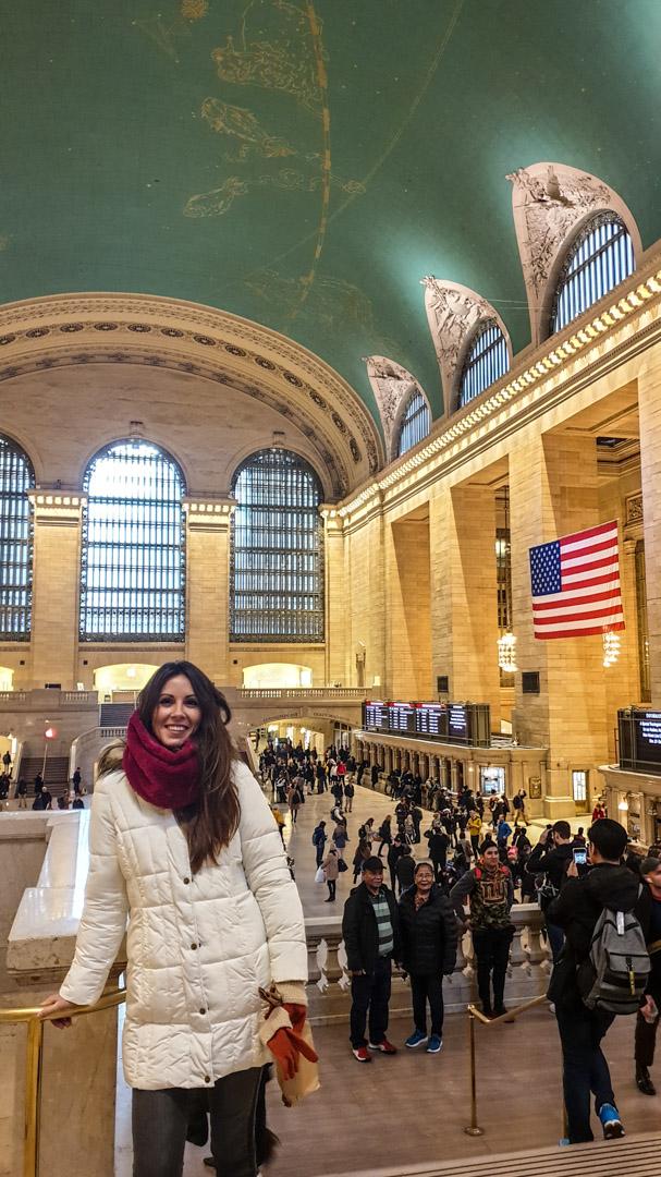 Grand Central, Nova York