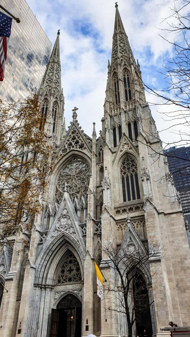 Catedral de San Patricio, Nova York