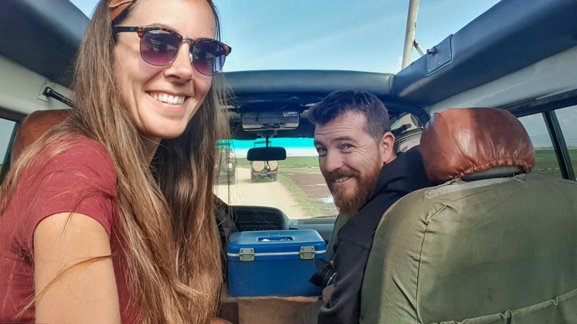 Segundo día de safari por Amboseli, el paraíso de los elefantes, Kenia