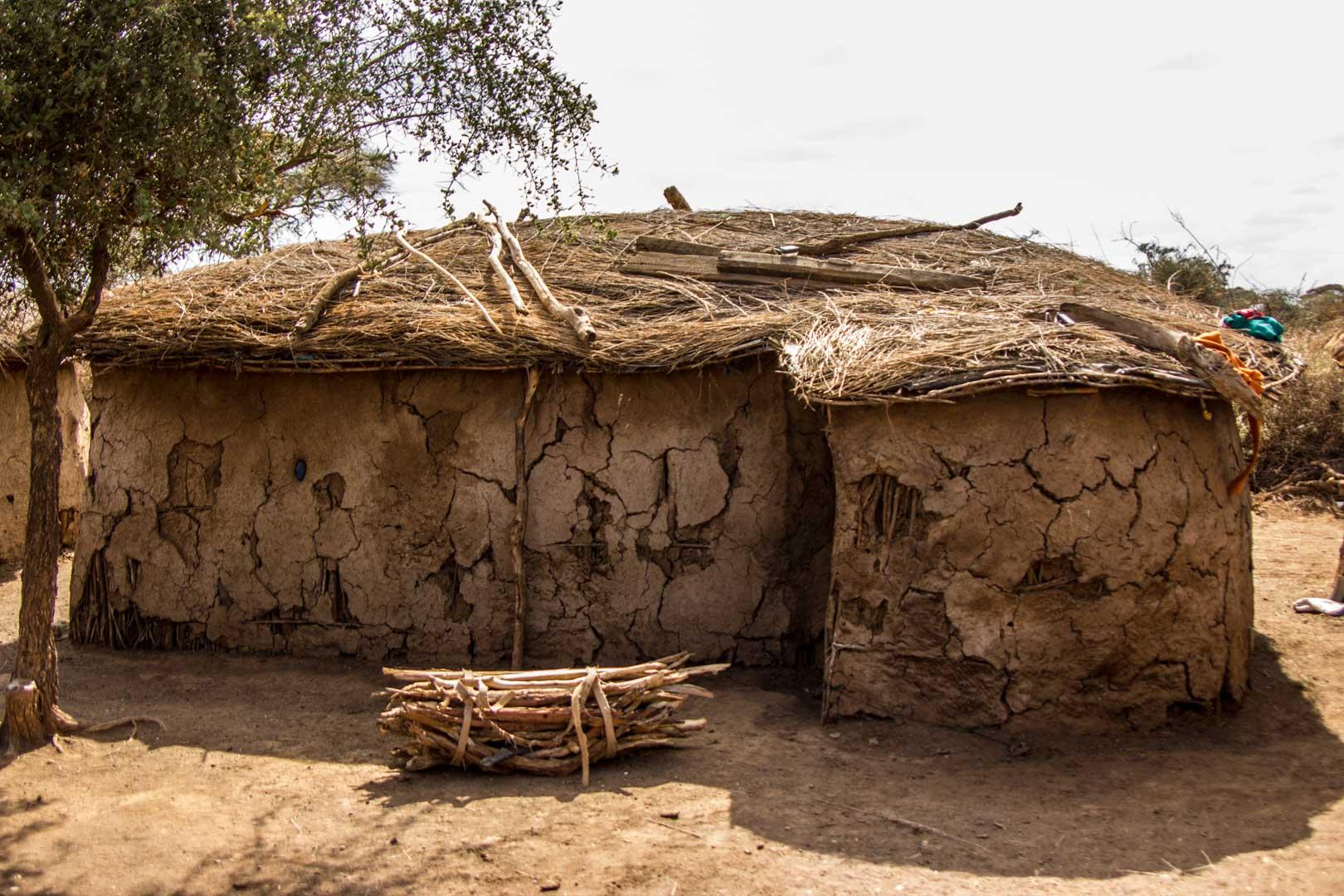 Casas de los Masais