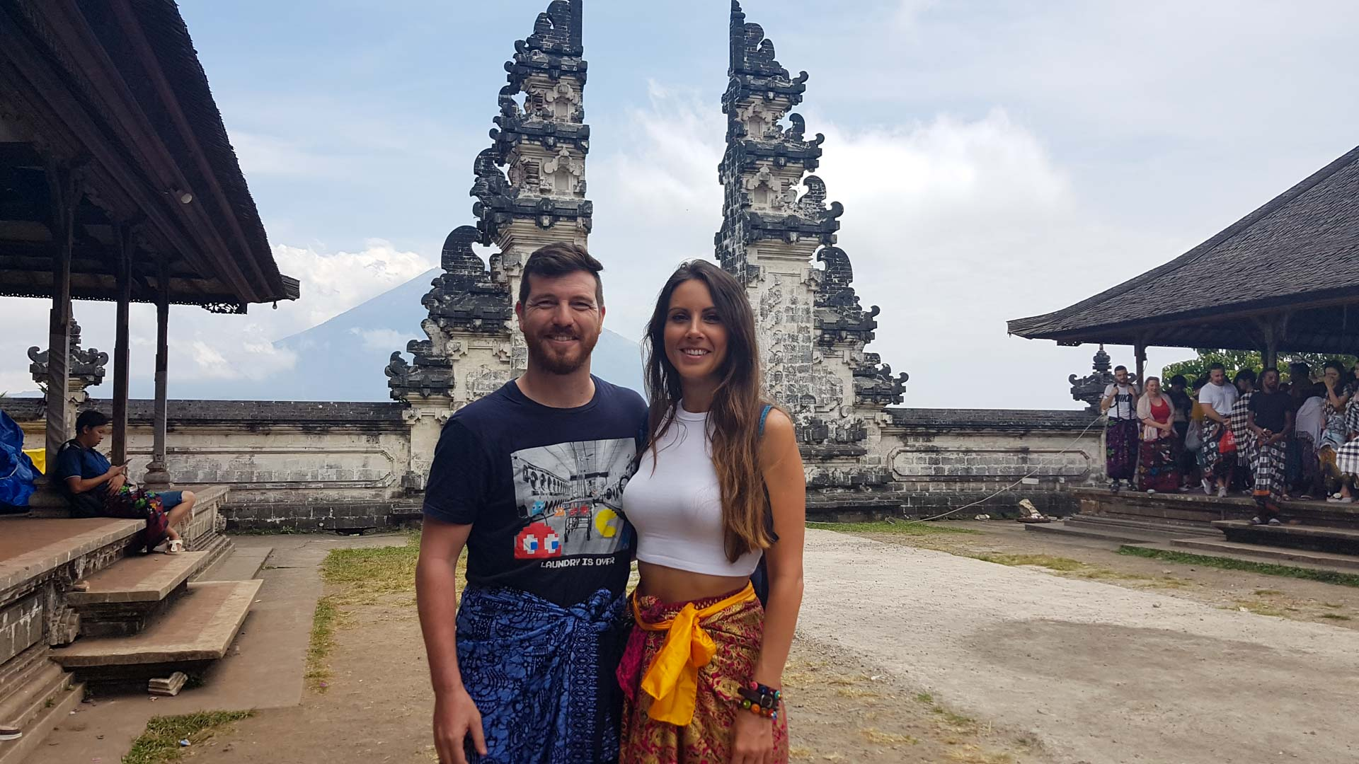 Templo Penataran Agung Lempuyang, Bali, Indonesia