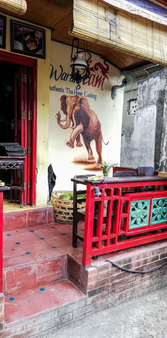 Warung Siam, Ubud, Bali