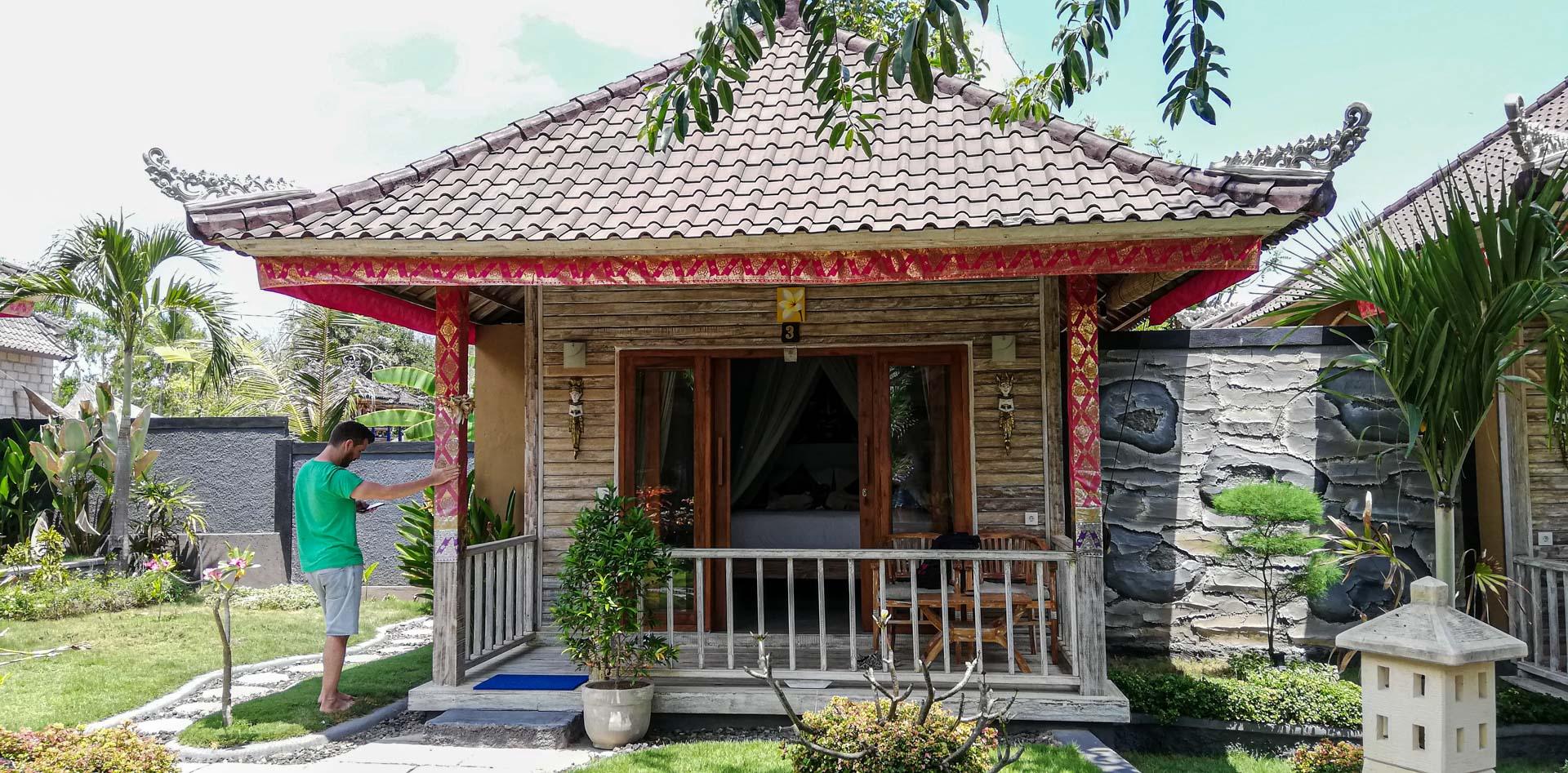 Nuestra Villa en Blue Lagoon Secret Villas, Nusa Ceningan