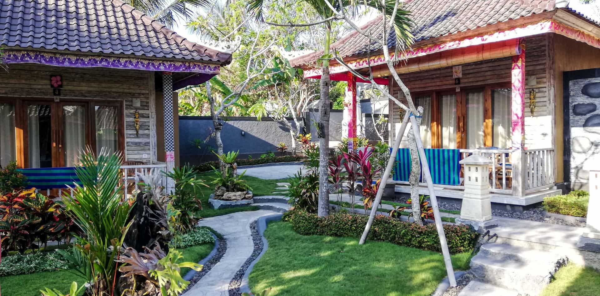 Blue Lagoon Secret Villas, Nusa Ceningan, Indonesia
