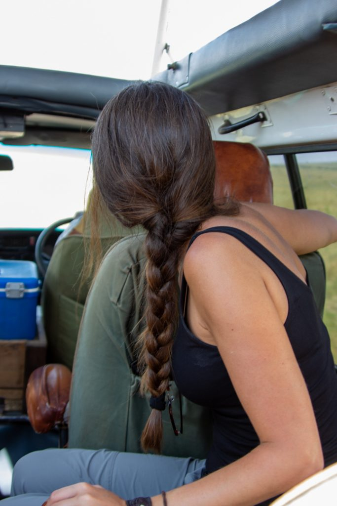 Explorando el Masai Mara, Kenia