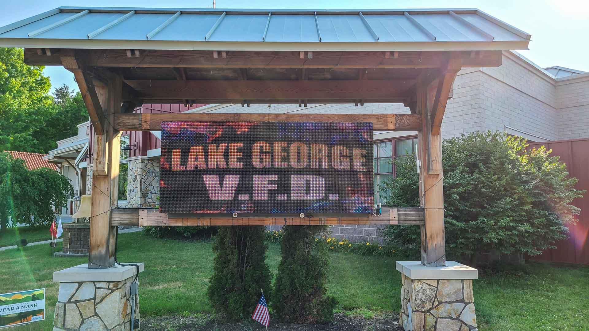 Lake George, Nueva York
