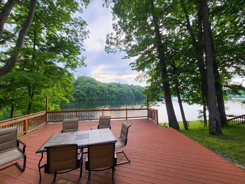 Nuestra casa del lago en Lake Luzerne, Nueva York