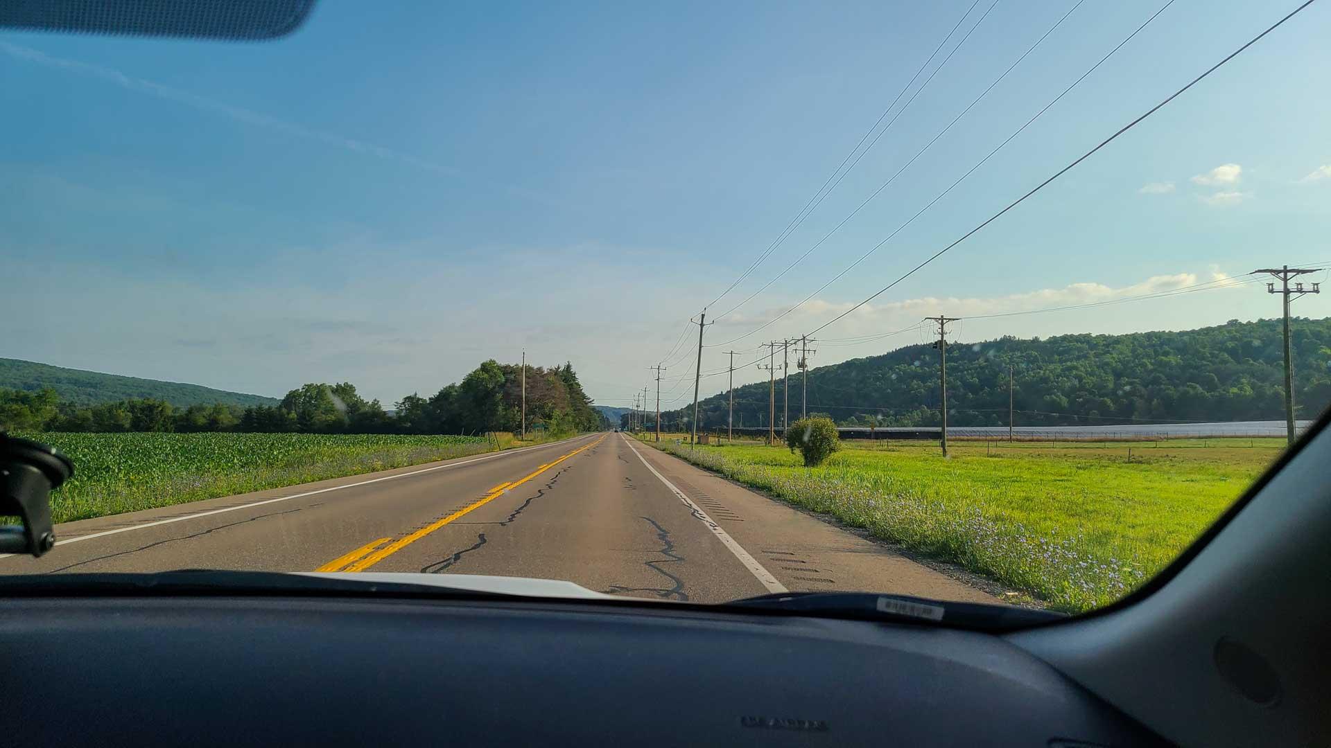¡Comienza nuestro road trip!