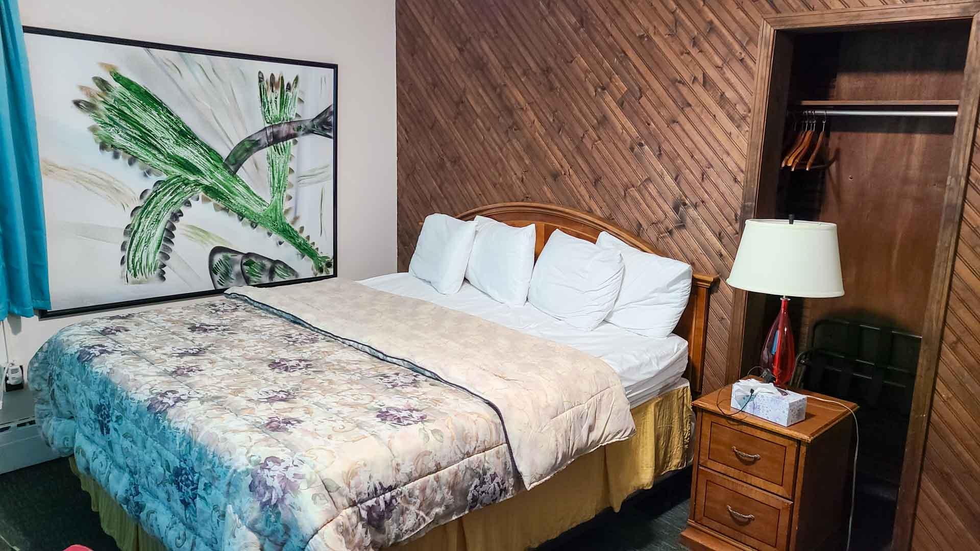 Anchor Motel, nuestro alojamiento en Niagara Falls