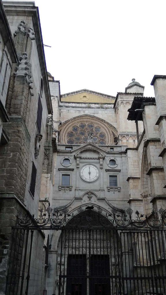 Acceso gratuito a la zona de culto de la Catedral de Toledo
