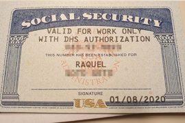 Solicitar tu número de Seguridad Social (Social Security Number) en EEUU si tienes una visa L-1 o L-2